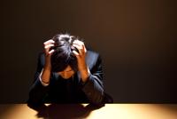 働き盛りのうつ病の例 治療前